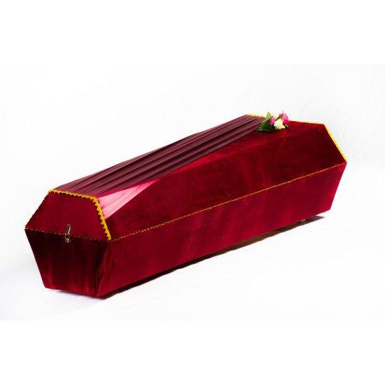 Гроб комбинированный 9
