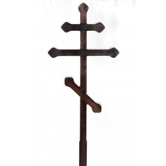 Крест сосновый черный