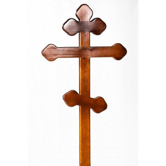 Крест сосновый коричневый
