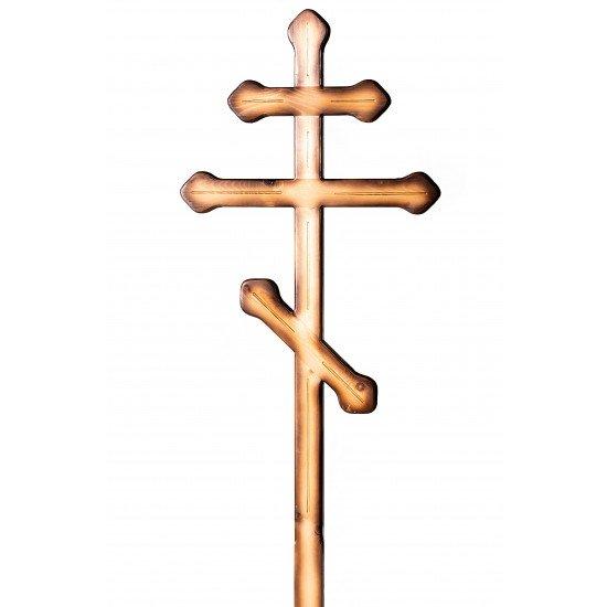 Крест сосновый коричневый 1