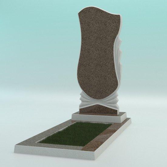 Памятник из высокопрочного бетона №9 1000-430-50