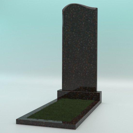 Памятник коричневый фигурный JD-1 1100-450-50