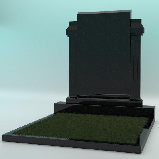 Памятник из гранита фигурный CFZ-08 1200-1000-100