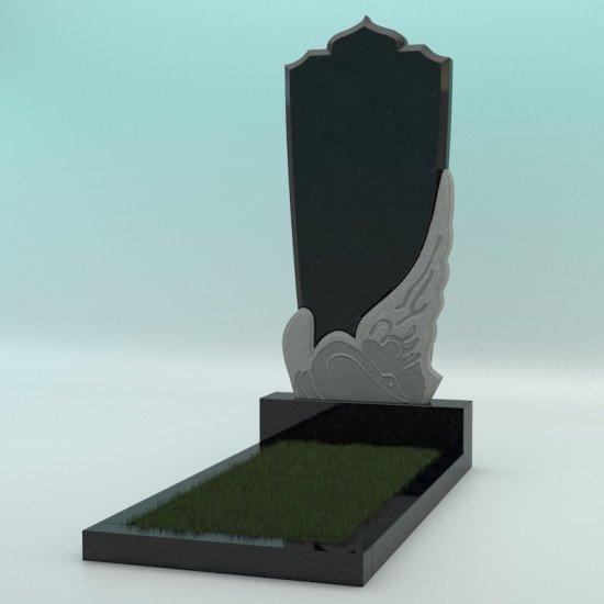 Памятник из гранита фигурный CFZ-25 1100-500-80