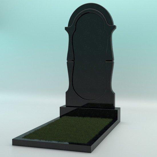 Памятник из гранита фигурный CFZ-4 1400-700-100