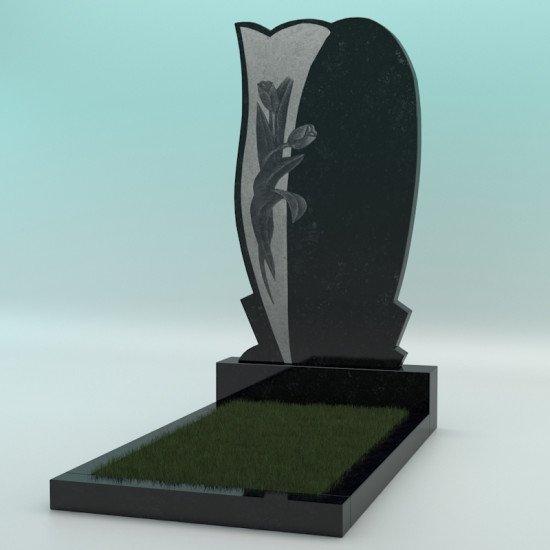 Памятник из гранита фигурный FZ-3 1100-600-70