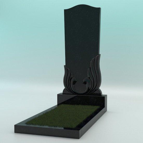Памятник из гранита фигурный TFZ-2 1100-500-70