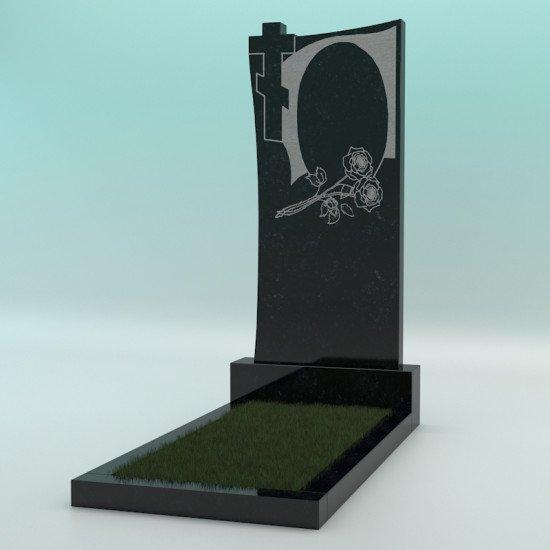 Памятник из гранита фигурный TFZ-46 1100-500-70
