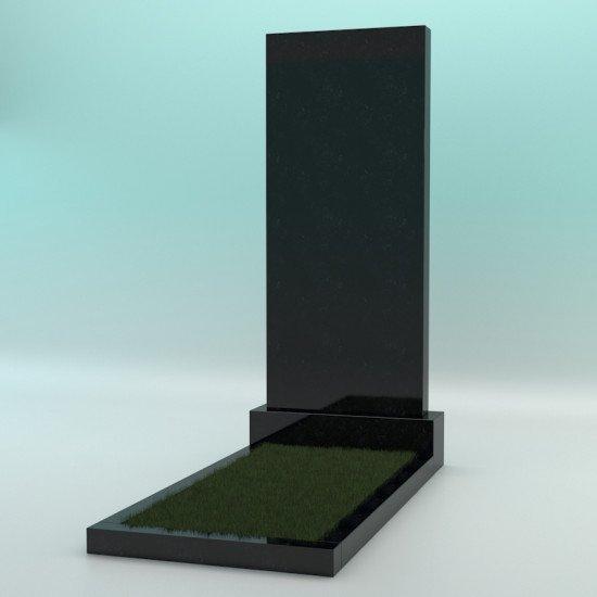 Памятник из гранита прямой 1400-600-100