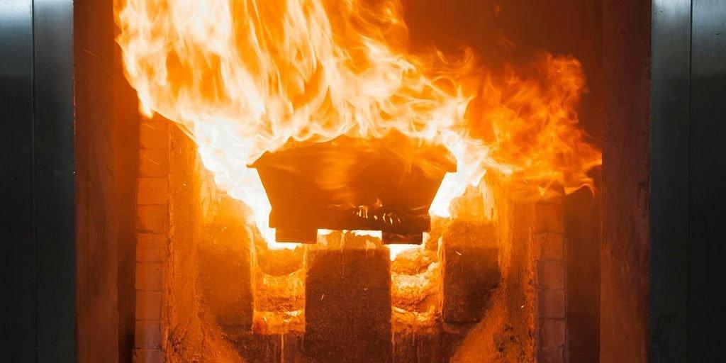 Кремация в крематории